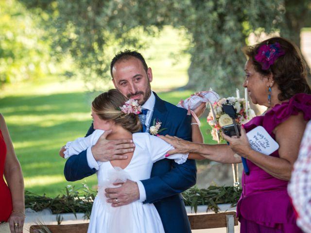 La boda de Alberto y Yolanda en Aranjuez, Madrid 6