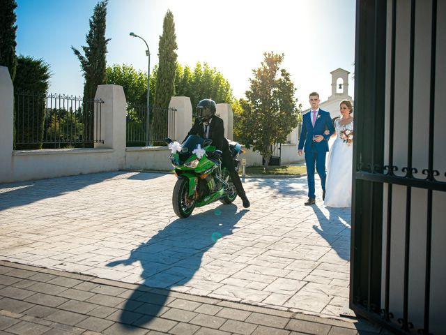 La boda de Alberto y Yolanda en Aranjuez, Madrid 7
