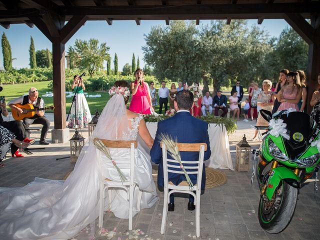 La boda de Alberto y Yolanda en Aranjuez, Madrid 14