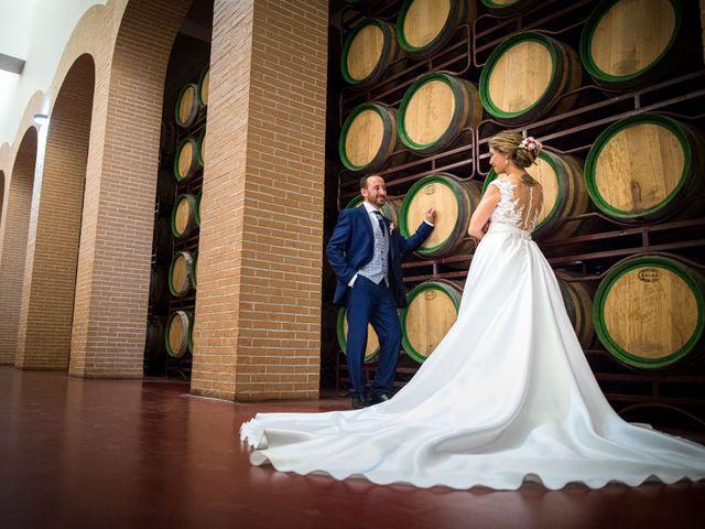 La boda de Alberto y Yolanda en Aranjuez, Madrid 26