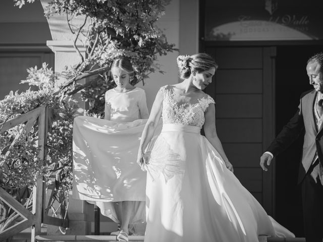 La boda de Alberto y Yolanda en Aranjuez, Madrid 28