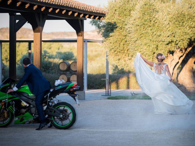 La boda de Alberto y Yolanda en Aranjuez, Madrid 29