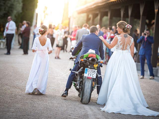 La boda de Alberto y Yolanda en Aranjuez, Madrid 32