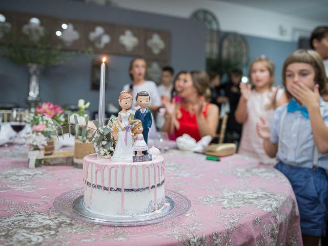 La boda de Alberto y Yolanda en Aranjuez, Madrid 61