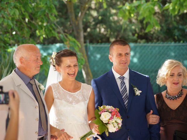 La boda de Mario  y Ralitsa en Valladolid, Valladolid 5