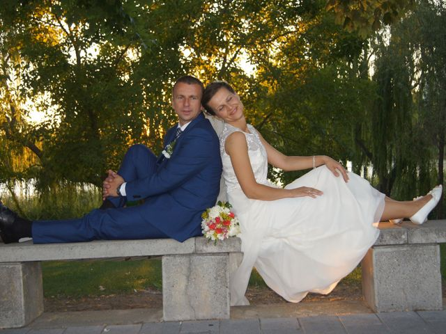 La boda de Mario  y Ralitsa en Valladolid, Valladolid 14