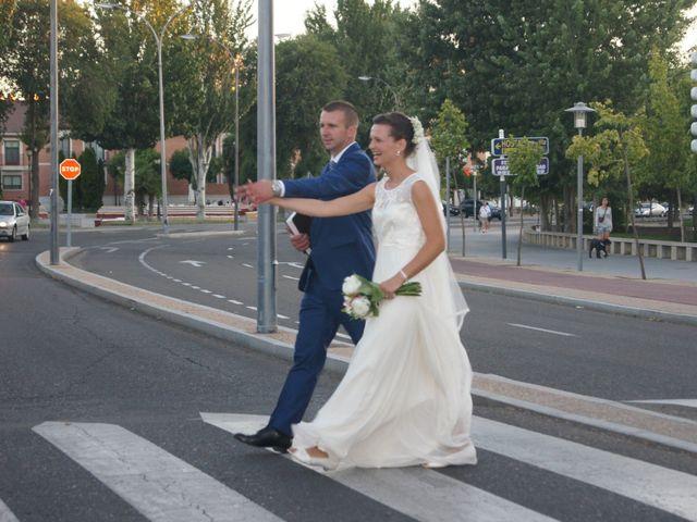 La boda de Mario  y Ralitsa en Valladolid, Valladolid 15