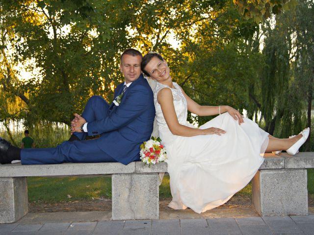 La boda de Mario  y Ralitsa en Valladolid, Valladolid 27