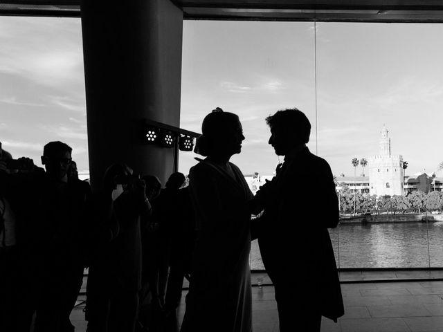 La boda de Andrés y Celia en Sevilla, Sevilla 14
