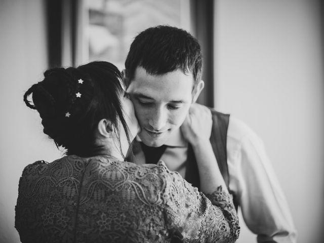 La boda de Dani y Miren en Aranzazu, Guipúzcoa 7