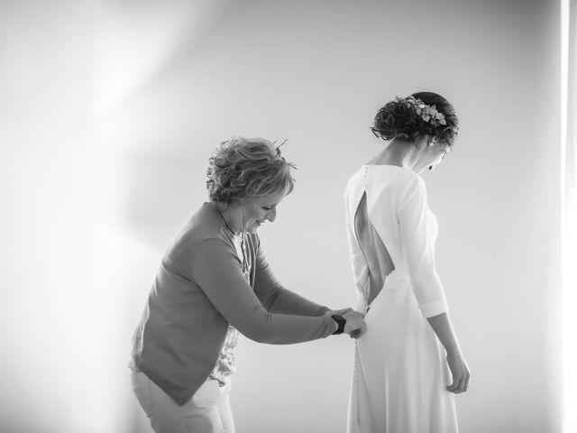 La boda de Dani y Miren en Aranzazu, Guipúzcoa 11