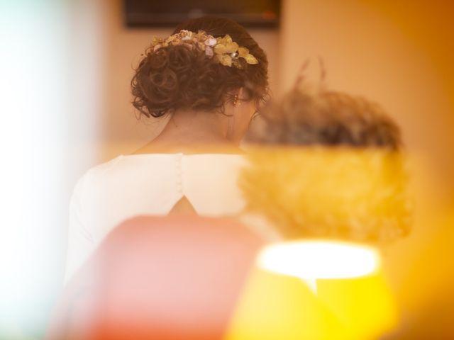 La boda de Dani y Miren en Aranzazu, Guipúzcoa 13