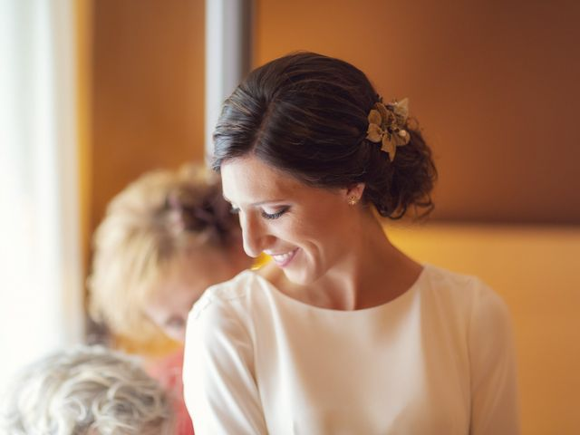 La boda de Dani y Miren en Aranzazu, Guipúzcoa 15