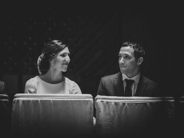 La boda de Dani y Miren en Aranzazu, Guipúzcoa 20