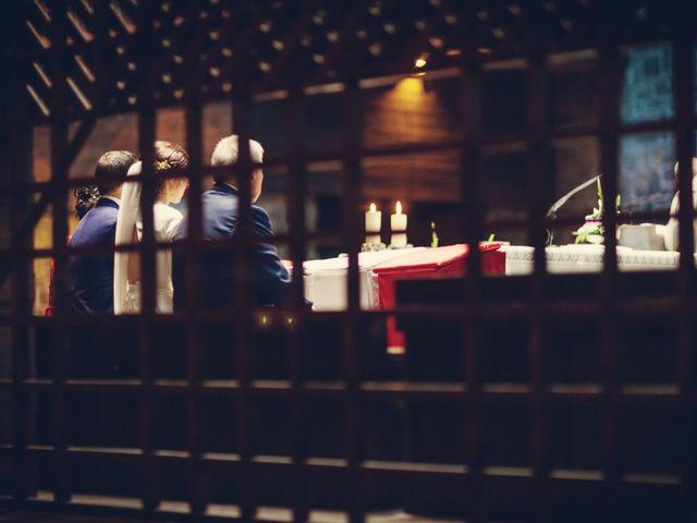 La boda de Dani y Miren en Aranzazu, Guipúzcoa 21