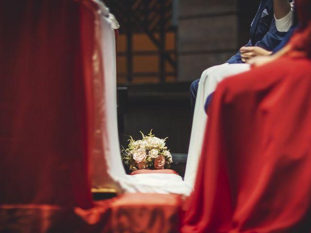 La boda de Dani y Miren en Aranzazu, Guipúzcoa 23