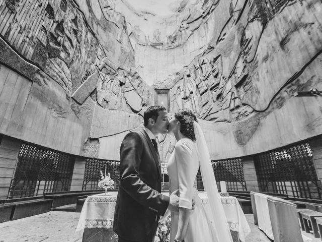La boda de Dani y Miren en Aranzazu, Guipúzcoa 24