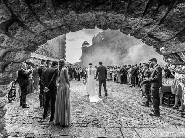La boda de Dani y Miren en Aranzazu, Guipúzcoa 26