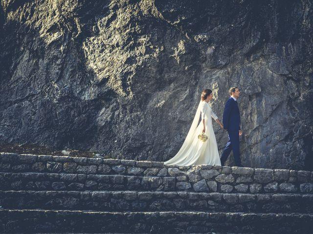 La boda de Dani y Miren en Aranzazu, Guipúzcoa 32