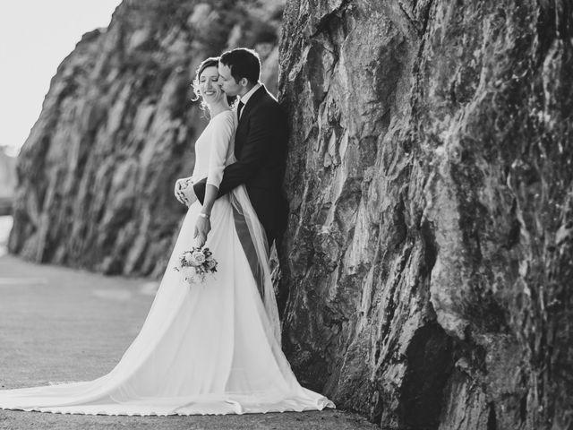 La boda de Dani y Miren en Aranzazu, Guipúzcoa 33