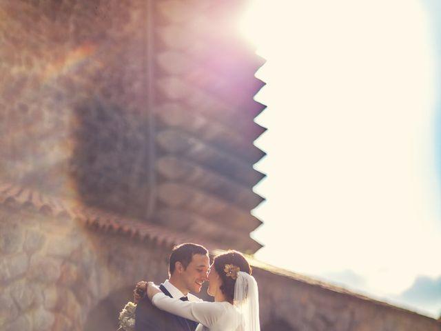 La boda de Dani y Miren en Aranzazu, Guipúzcoa 34