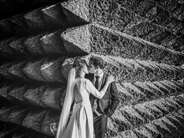 La boda de Dani y Miren en Aranzazu, Guipúzcoa 2