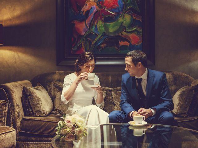 La boda de Dani y Miren en Aranzazu, Guipúzcoa 38