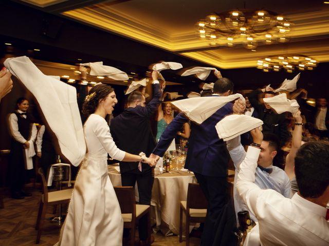 La boda de Dani y Miren en Aranzazu, Guipúzcoa 42