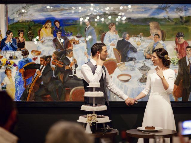La boda de Dani y Miren en Aranzazu, Guipúzcoa 43