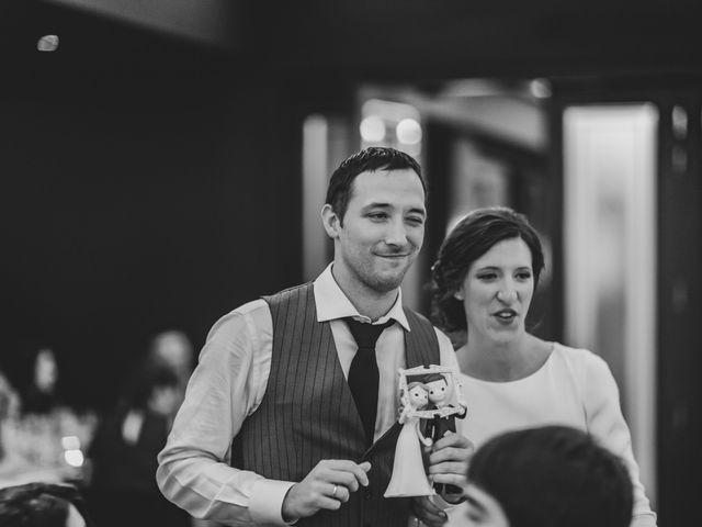 La boda de Dani y Miren en Aranzazu, Guipúzcoa 44