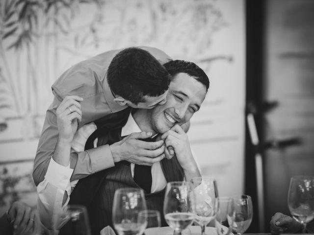 La boda de Dani y Miren en Aranzazu, Guipúzcoa 45