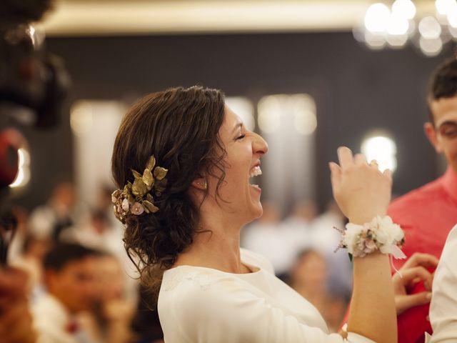 La boda de Dani y Miren en Aranzazu, Guipúzcoa 49