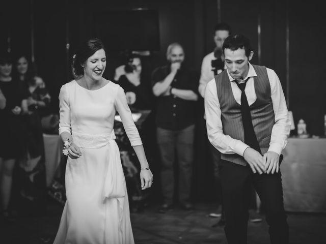 La boda de Dani y Miren en Aranzazu, Guipúzcoa 50