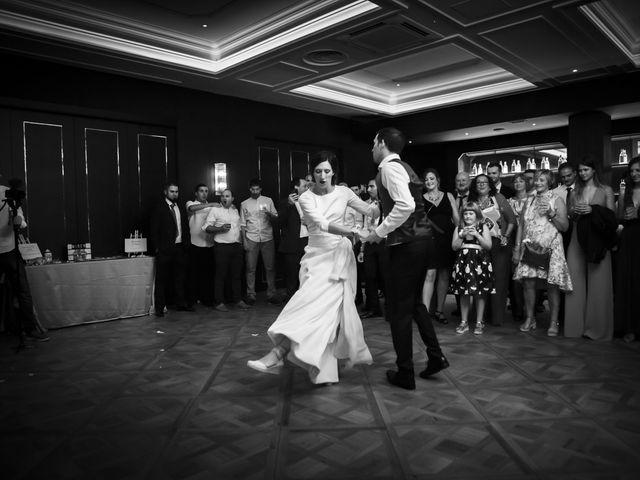La boda de Dani y Miren en Aranzazu, Guipúzcoa 51