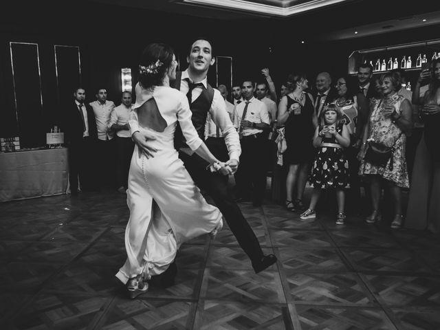 La boda de Dani y Miren en Aranzazu, Guipúzcoa 54