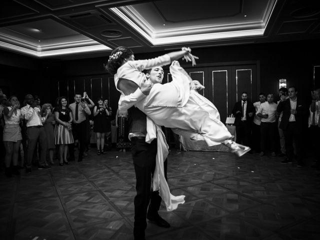 La boda de Dani y Miren en Aranzazu, Guipúzcoa 55