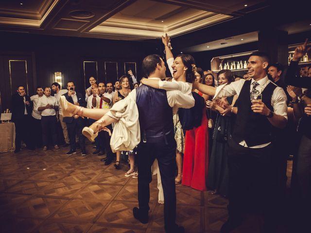 La boda de Dani y Miren en Aranzazu, Guipúzcoa 56