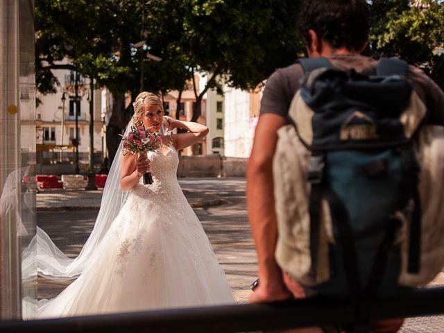 La boda de Javi y Ana en Málaga, Málaga 13