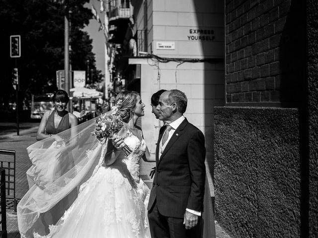 La boda de Javi y Ana en Málaga, Málaga 14