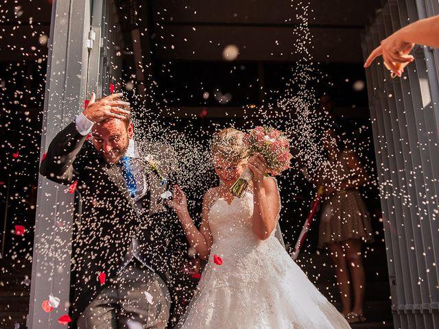 La boda de Javi y Ana en Málaga, Málaga 23