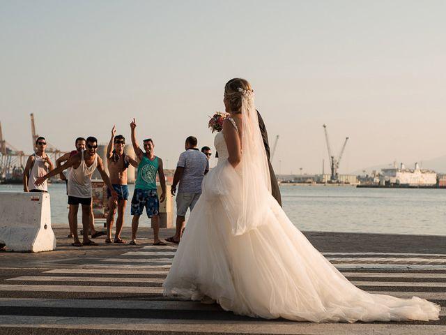 La boda de Javi y Ana en Málaga, Málaga 31