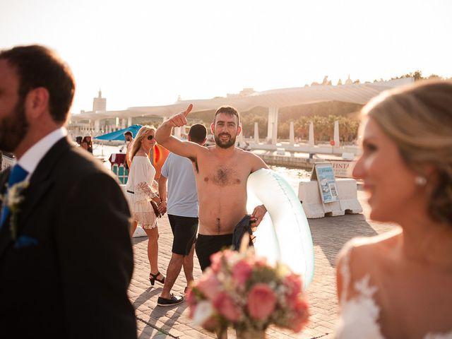 La boda de Javi y Ana en Málaga, Málaga 32
