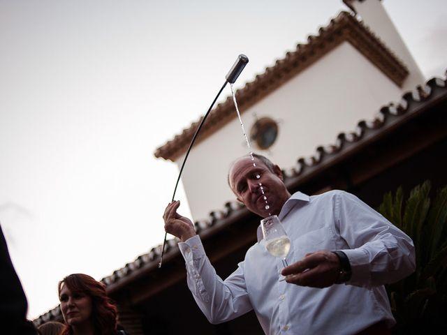 La boda de Javi y Ana en Málaga, Málaga 36
