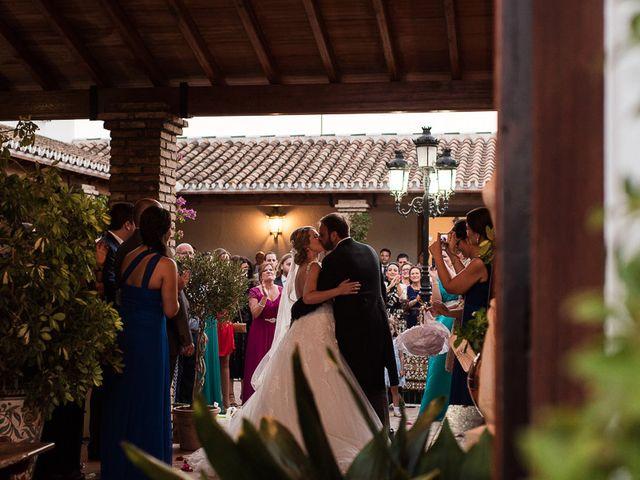 La boda de Javi y Ana en Málaga, Málaga 40