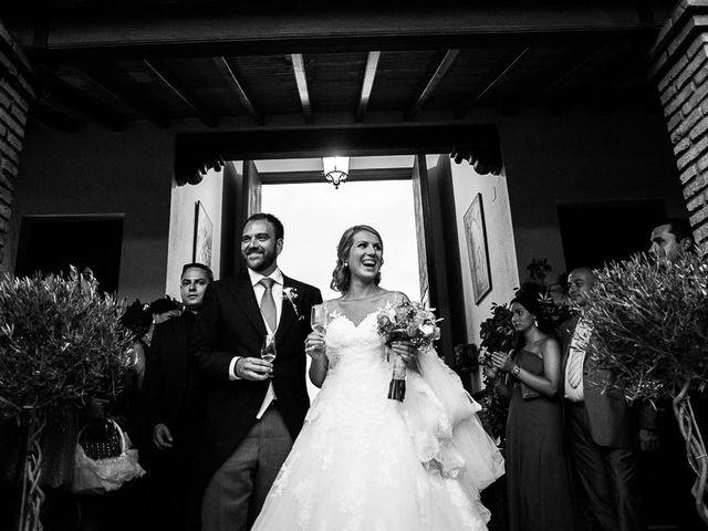 La boda de Javi y Ana en Málaga, Málaga 41