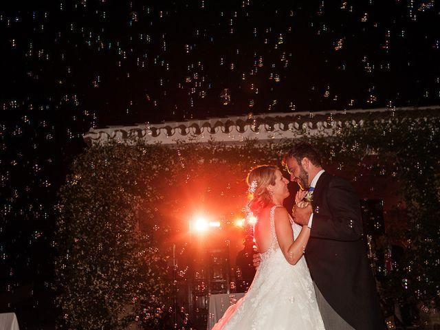 La boda de Javi y Ana en Málaga, Málaga 48
