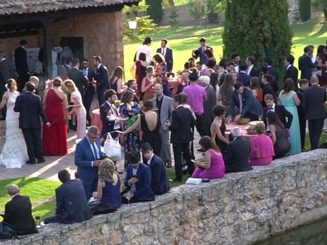 La boda de Manolo y Bea en Ayllon, Segovia 9