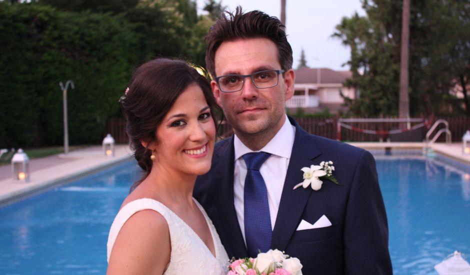 La boda de Jesús y Nuria en Córdoba, Córdoba