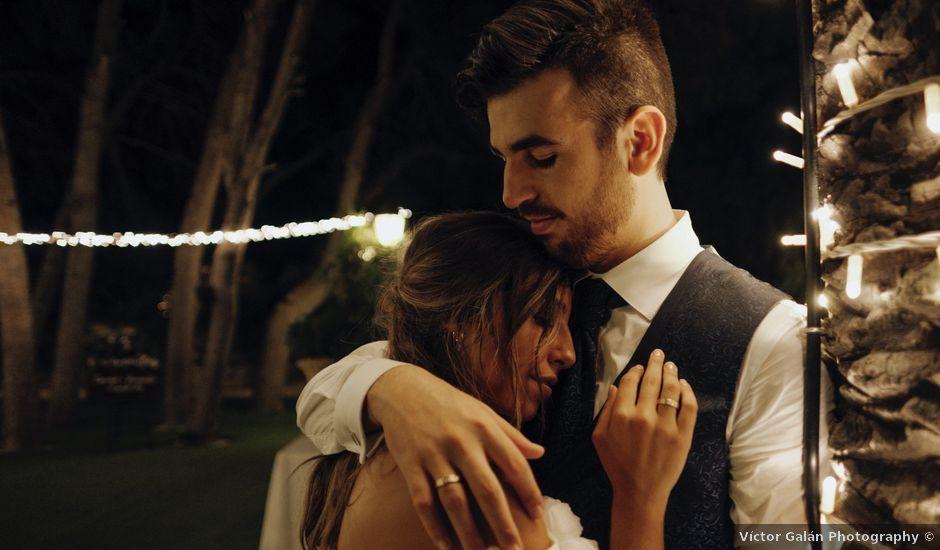 La boda de Fernando y Carmen en Alacant/alicante, Alicante