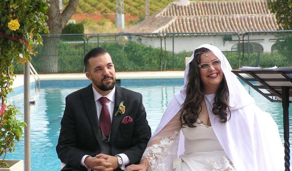 La boda de Manuel Saavedra  y Carmen Cámara  en Valdepeñas, Ciudad Real